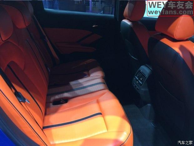 2017上海车展:哈弗HB-03 Hybrid概念车
