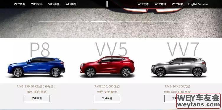 设计师说:获兰博基尼中国区总经理称赞,WEY 到底有哪些亮点?